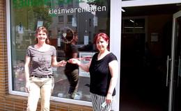 Neuer Sammelsurium-Kleinwarenladen in der Lindenstraße