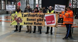 Gewerkschaft ruft zum Streik auf: Für Respekt und Tariflohn bei Amazon