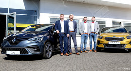 Krah und Enders: Neue Renault und Kia mit modernster Technik