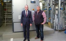 Eigenes Blockheizkraftwerk versorgt Eichhof-Krankenhaus
