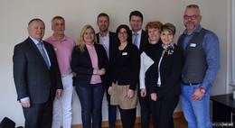 Staatsministerin Huml zu Besuch in der Capio Franz von Prümmer Klinik