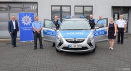 Polizeistation in Schotten rund um die Uhr besetzt: Erste Südstreife entsandt
