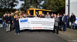 Der Medibus muss erhalten bleiben - Gezerre um die Kosten ist eine Schande