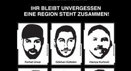 Ein Jahr nach Attentat von Hanau: KINZIG.NEWS bleibt heute schwarz
