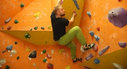 Klettern in Tokio: Olympia-Feeling gibt´s auch in Fulda