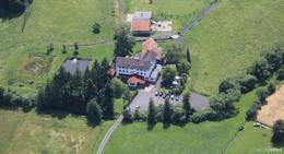 Restaurant des Waldhotels Glimmesmühle bietet Abholservice