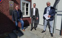 Loyal und beliebt: Hauptamtsleiter Berthold Kirchner geht in Pension
