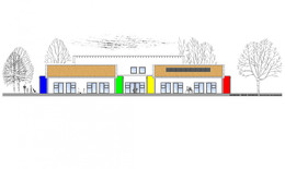 Spatenstich: Neue Kinderkrippe mit vier Gruppen in zwei Gebäuden
