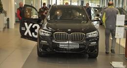 Neuer BMW X3 bei Krah und Enders: Geländegängiger Allrounder mit Extras