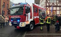 Brandschutz der Eisenbahnerstadt Bebra weiter verbessert