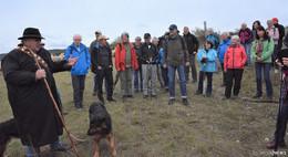 100 Wanderer bei der Eröffnung: Zertifizierung durch Deutsches Wanderinstitut