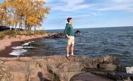 Nach Kreuzbandriss akklimatisiert: Lorenz Hoß (19) nun drei Monate in den USA