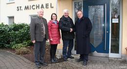 Kindergarten St. Michael: Neuer Betriebsvertrag unter Dach und Fach