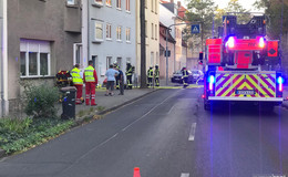 Rauch in der Kronhofstraße - Keine Verletzten - Wohnung nicht bewohnbar
