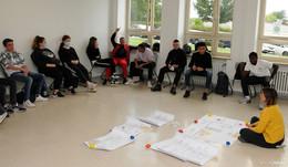 Intensive Auseinandersetzung: Schüler erweitern ihr berufliches Aspirationsfeld