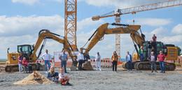 Heimat 2.0: Fundament für modernes Wohnkonzept Lebensraum am Holzbach