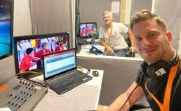 Jan-Philipp Glania berichtet über olympische Schwimm-Wettkämpfe