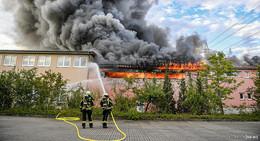 Nach Flammeninferno: Ermittlungen in Kohlhaus beginnen am Montag