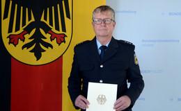 Weltoffen und engagiert: Polizeihauptkommissar Detlef Pabst sagt Tschüss