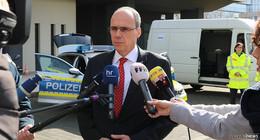 NSU 2.0 bedroht Innenminister Beuth - CDU kontert Polizeikritikerin Esken