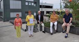 Eduard-Stieler-Schule erhielt begehrtesTeilzertifikat Lehrergesundheit