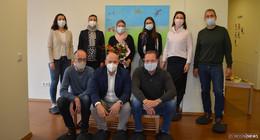 Kita Jung und Alt offiziell eröffnet: Neue Bewohner toben im Mediana Pflegestift