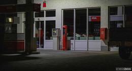 Polizei fahndet weiterhin nach Täter des Tankstellenüberfalls in Arzell