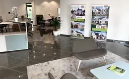 RENSCH-HAUS: Neues Verkaufsbüro in Fulda ist eröffnet