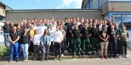 Im neuen Ausbildungsjahr betreut FFT rund 200 Azubis und duale Studenten