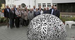 Hochzeitspark Ludwigsau eingeweiht, Platz zum Fotoshooting für Ehepaare