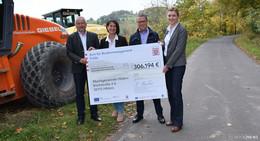 Marktgemeinde Hilders erhält Fördermittel vom Amt für Bodenmanagement