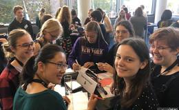Fuldaer Bücherfresser verleihen Deutschen Jugendliteraturpreis 2019