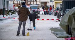 Männliche Leiche im Auto gefunden: Tatort in Fulda-Neuenberg abgesperrt