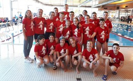 Schüler des Fuldaer Domgymnasiums schwimmen auf Plätze zwei und sieben