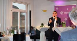 Kirchenpräsident Dr. Volker Jung über große Themen seiner Kirche und der Zeit