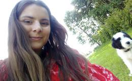 Mit Schwung ins Stadtparlament: Amy Petzel (19) kandidiert für die SPD