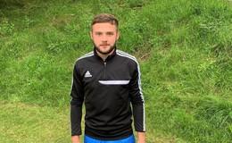 Volodymyr Makovii aus der Ukraine zur SG Haunetal
