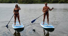 Pack die Badehose ein! Breitenbacher Seen sind ein Paradies für Wasserratten