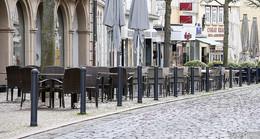 Gaststätten in Hessen bleiben weiterhin geschlossen