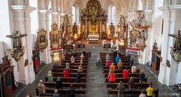 Endlich Einigung: Gottesdienstbesuche an Ostern sind möglich