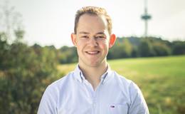Lukas Kaufmann ist neuer Bezirksvorsitzender der Jungen Union Osthessen