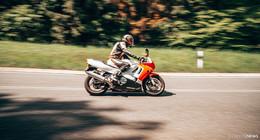 Motorradkontrollen am kommenden Wochenende: Prävention im Vordergrund