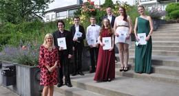 31 Abiturzeugnisse an der Eduard-Stieler-Schule verliehen