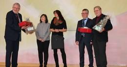 Evangelische Regionalverwaltung Oberhessen verabschiedet zwei Urgesteine
