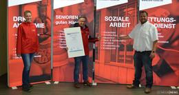 Hausnotruf des DRK Fulda erfolgreich zertifiziert