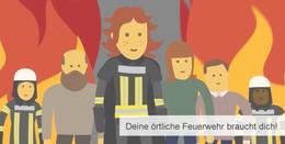 Für andere durchs Feuer gehen - RP Kassel veröffentlicht Imagevideos