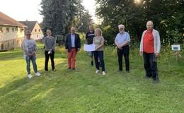 Bürgermeister Paule gratuliert: 125 Jahre Obst- und Gartenbauverein Eudorf