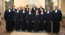 """Die Evangelische Kirche sagt öffentlich """"Ja"""" zu acht Neuen"""