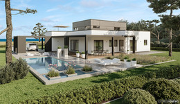 Voll im Trend: Schwabenhaus stellt neue Solitaire Bungalows vor
