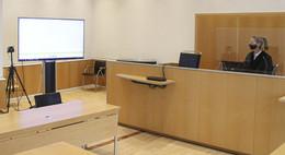 Die Anklagebank ist im Büro daheim: Digitalisierung am Landgericht